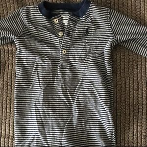 Polo baby boy body suit